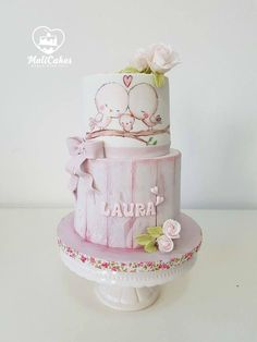 Baby girl... by MOLI Cakes