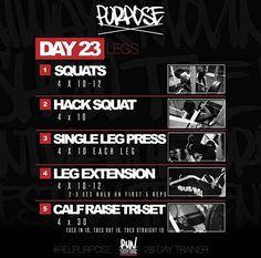 RELPURPOSE (Day 23~legs)