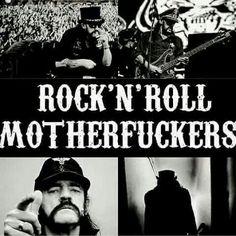 Rock n Roll & Motorhead MoFos- Lemmy has spoken