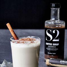S2 Coffee Sirup: Zum Verfeinern von Kaffee, Milchshakes, Smoothies und Fruchtsalaten!