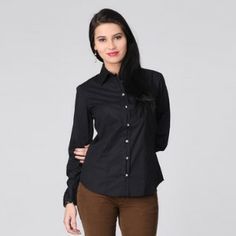 United Colors of Benetton Women's Solid Casual Shirt
