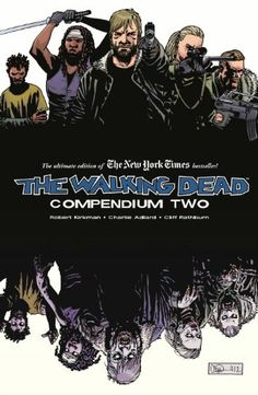 $36.55 The Walking Dead Compendium Volume 2 TP