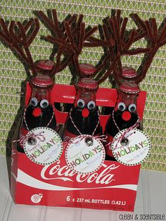 Such a neat idea!  Wonder if the boys and I have time to make one of these for Santa?
