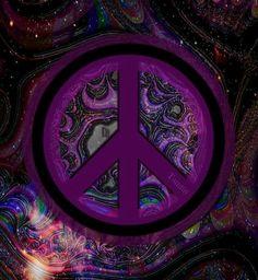 ༺✿Give Peace a Chance Hippie Love, Hippie Art, Hippie Chick, Hippie Peace, Peace On Earth, World Peace, Peace Sign Art, Peace Signs, Give Peace A Chance