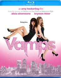 Vamps Blu-ray