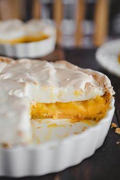 Meringue, Lemon, Pie, Recipes, Food, Tart, Merengue, Torte, Cake