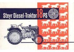 Tractorbrochures.com/Steyr 80 - 280 Steyr, Diesel, Diesel Fuel