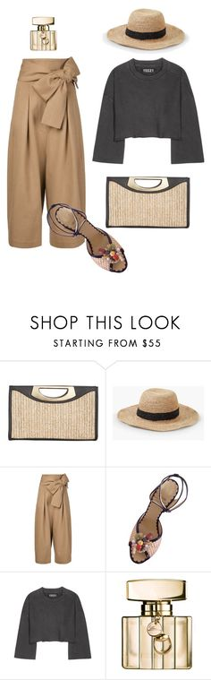 """IT!"" by maria-laura-correa-da-silva ❤ liked on Polyvore featuring Calvin Klein, Talbots, Jean-pierre Braganza, Moschino Cheap & Chic, adidas Originals and Gucci"