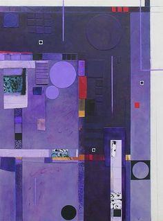 """Seduction 1399  40"""" x 30"""" work on canvas  ©2012 Deborah T. Colter"""