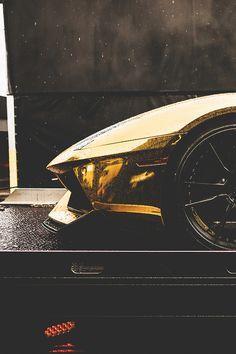 exoticstyle:  Gold // ES