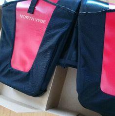 North Vybe Bike Pannier  35L Bike Panniers, Bike Bag, Bermuda Shorts, Bags, Men, Fashion, Handbags, Moda, Fashion Styles