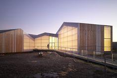 Poissy Galore - Aussichtsturm und Museum von AWP und HHF bei Paris