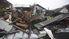 Тайфун «Хагупит» на Филиппинах