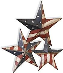 Barn Star decor