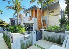 architecture 813 laurel  Luxuriously Integrating Water Elements: 813 Laurel Avenue House