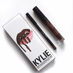 Kylie Jenner Lipkit in 'True Brown'! SOLD OUT never worn Kylie Lipkit In the color true brown. Since I have alot of browns & this color is in high demand i am selling it. (Because poshmark does take the 20% i am listing it a little higher then i would)! Kylie Jenner Makeup Lipstick