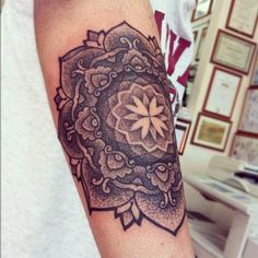 I'm for cultural appropriation of tattoos like this, but phenomenal shading.