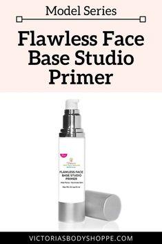 Flawless Face Base Studio Primer - Care - Skin care , beauty ideas and skin care tips Skin Primer, Skin Tightening Cream, Skin Secrets, Flawless Face, Skin Brightening, Base, Beauty Skin
