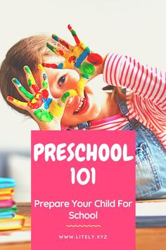 Sending your child to preschool sure is a huge step for both the parents and the child. There are plenty of emotions that go with it – you're happy and excited that your baby will have new… More Preschool Projects, Preschool Ideas, Kids Behavior, Make New Friends, Toddler Preschool, Healthy Kids, Parenting Hacks, Your Child, Fun Crafts
