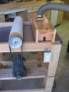 Drum Sander - http://lumberjocks.com/projects/62826