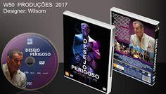 W50 Produções CDs, DVDs & Blu-Ray.: Desejo Perigoso -  Lançamento  2017