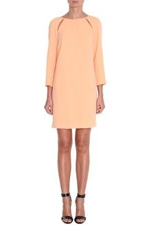 Tibi Alison Peekaboo Shift Dress | Revolve Clothing $209