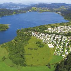 Wörthersee - Region   Landherz Austria, Golf Courses, Country, Water, Outdoor, Beautiful, Bike Rides, Summer Vacations, Family Vacations