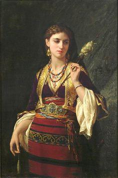 lecomte-vernet-la-tricoteuse-1870