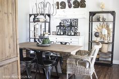 How to Protect a Restoration Hardware Dining Table. A.K.A. How to Avoid Massive Disappointment. - http://akadesign.ca/how-to-protect-a-restoration-hardware-dining-table/