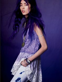 Intimately Sundial FP ONE Dip Dye Emily Slip at Free People Clothing Boutique