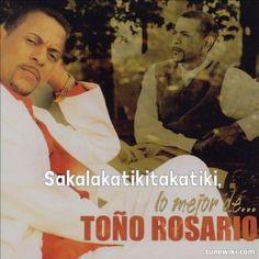 "-- #LyricArt for ""Kiliki Taka Ti"" by Toño Rosario"