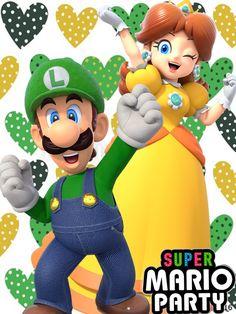 New Super Mario Bros, Super Mario Art, Super Mario World, Luigi And Daisy, Mario And Luigi, Metroid, Marvel Cartoon Movies, Super Mario Princess, Mario Fan Art