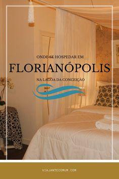 Se você está planejando curtir as baladas ou praias de Florianópolis, em Santa Catarina, mas faz questão de uma hospedagem tranquila e aconchegante, essa dica é para você!