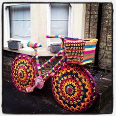 The Willow Wanderer's bike