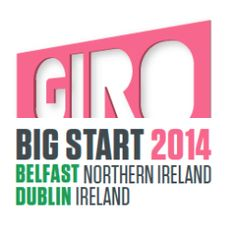 I am proud to be chosen as a #Volunteer in the #Media Centre Team at the #Giro2014 d'Italia #NIreland #NI #Belfast
