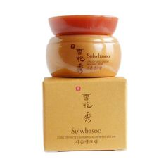 Sulwhasoo Concentrated Ginseng Cream Ja Eum Seng Cream 5ml * Visit the image link more details-affiliate link. #KoreanMakeup