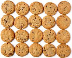 La Cuisine de Bernard: Les Cookies au Beurre de Cacahuètes et Chocolat