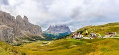 Image result for Gardena Pass Italy