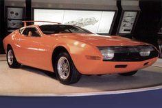 Toyota EX-1 1969