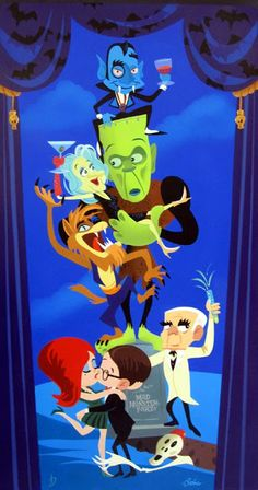 Rankin/Bass-historian: Happy Birthday to Alan Bodner!   Here is a great p...
