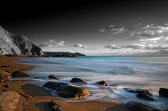 Whitsand Bay, Cornwall, Seascape
