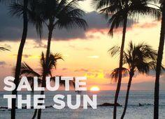 Salute the Sun ツ