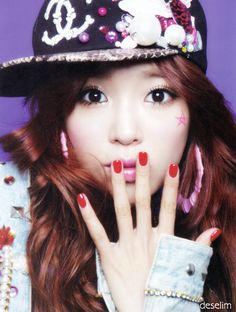 Girls' Generation - I Got A Boy - Tiffany