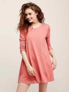 Like That Pullover | Oversized and super comfy pullover features an inside-out…