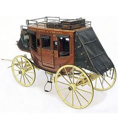 Model Stagecoach Buying Guide