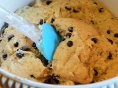 Amerikai csokis keksz - Csokis sütemény recept Mashed Potatoes, Ice Cream, Breakfast, Ethnic Recipes, Food, Whipped Potatoes, No Churn Ice Cream, Morning Coffee, Smash Potatoes