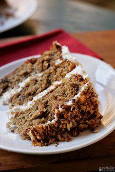 A Cozinha Coletiva: Hummingbird Cake