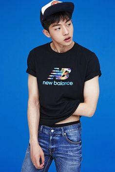Las etiquetas más populares para esta imagen incluyen: model, korean, nam joo hyuk y nam joohyuk