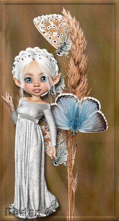 Square Card, Psp, Art Deco, Fantasy, Cookies, Dolls, Christmas Ornaments, Holiday Decor, Cards