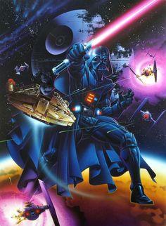 Star Wars - Ken Steacy